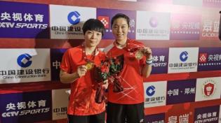 狂罵「臥X」! 中國羽球女雙銀牌慘了 南韓羽協震怒投訴